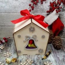 Подарочная шкатулка Маленький домик