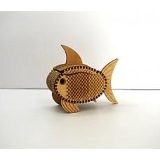 Шкатулка Рыбка