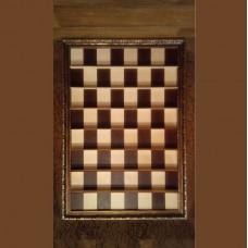 Сувенирная шахматная доска (настенная)