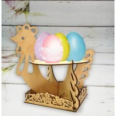Курица подставка под яйца