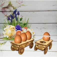 Тележка под яйца