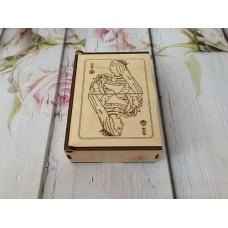 Шкатулка для игральных карт